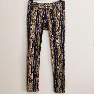 Coogi Aztec Print Skinny Jeans (5-6)